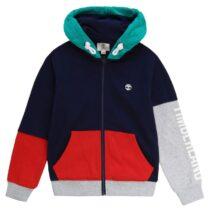 Timberland Multi-Coloured Zip Up Hoodie
