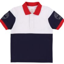Timberland Multi-Coloured Short Sleeved Polo Shirt