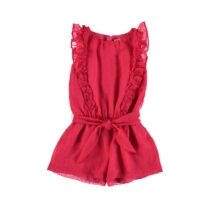Mayoral Chiffon Playsuit 3814