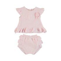 Mayoral Baby Rose Shorts Set 1255