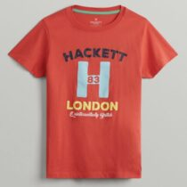Hackett strawberry  logo t shirt 500671