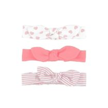 Mayoral Set of patterned headbands (Flower print) 9268