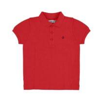 Mayoral Basic Short Sleeve Polo Shirt 0150