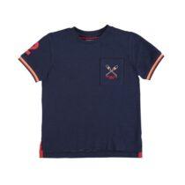 Mayoral Short Sleeve T-Shirt With Pocket 3058