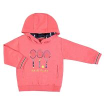 Mayoral Hooded Sweatshirt With Print Design 3439
