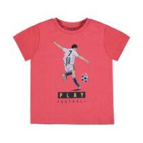 Mayoral Short Sleeve Football T-Shirt 3055