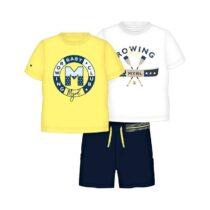 Mayoral Print Design T-Shirts and Shorts Set 1692