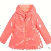 Billieblush Fuchsia Raincoat U16247