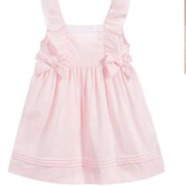 Patachou cotton satin pink dress 3033208