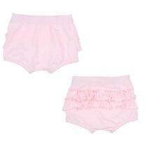 GYMP frilled shorts 0243