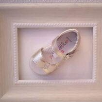 Andanines Gold Sandal