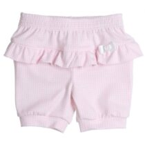 GYMP pink/white frilled shorts 0258
