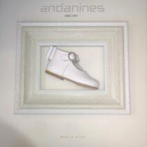 Andanines White Shoe
