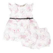 EMC butterfly dress with matching pants