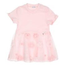 GYMP pink overlay dress 0045