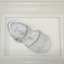 Andanines White Sandal