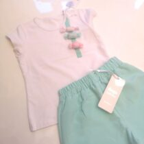 Daga Sweets Top And Shorts Set