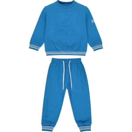 Mitch & Son MAX Embossed compass tracksuit (Pre-order)