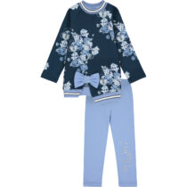 A Dee Heaven Bows and Roses sweatshirt legging set -pre order