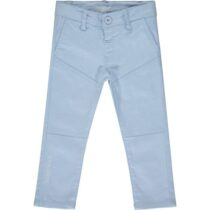 Mitch & son KINGSTON Twill trouser pale blue (Pre-order)