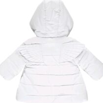 Little A IVY wings baby jacket (bright white)