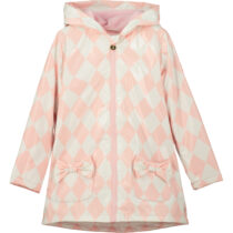 A Dee EROLE Harlequin Raincoat