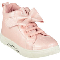 A Dee BOWTIQUE  Pink Bow High Tops