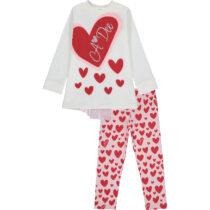 A Dee EVIE hearts legging set – pre order