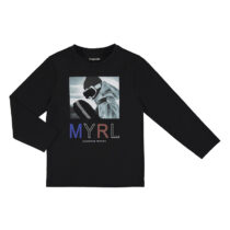 Mayoral L/s t shirt coal 4052