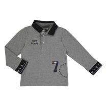 Mayoral L/s  polo iron 4135