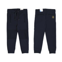 Mayoral mixed fleece pants navy 4543
