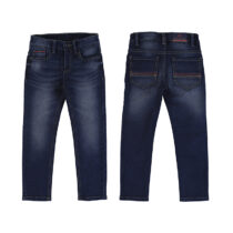 Mayoral soft denim pants dark 4531