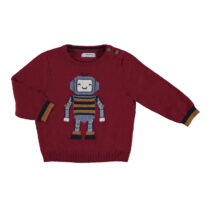 Mayoral sweater Bordeaux 2345
