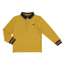 Mayoral L/s polo wheat 4137