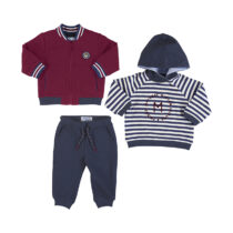 Mayoral double tracksuit Bordeaux 2888