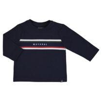 Mayoral L/s T-shirt blue 2046