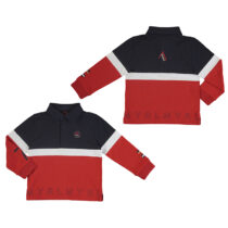 Mayoral L/s  polo flame 4129
